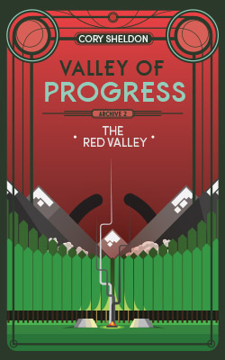 book the red valley